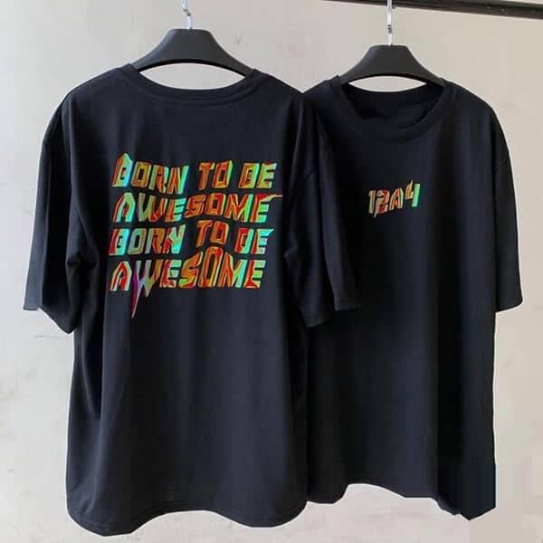 Mẫu áo phông đồng phục `1