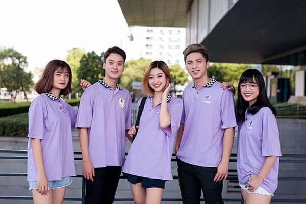 những mẫu áo đồng phục lớp đẹp nhất 4