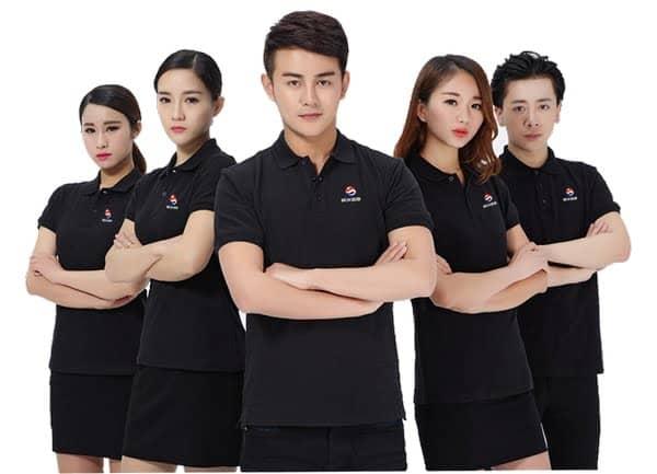 mẫu áo đồng phục công ty 1