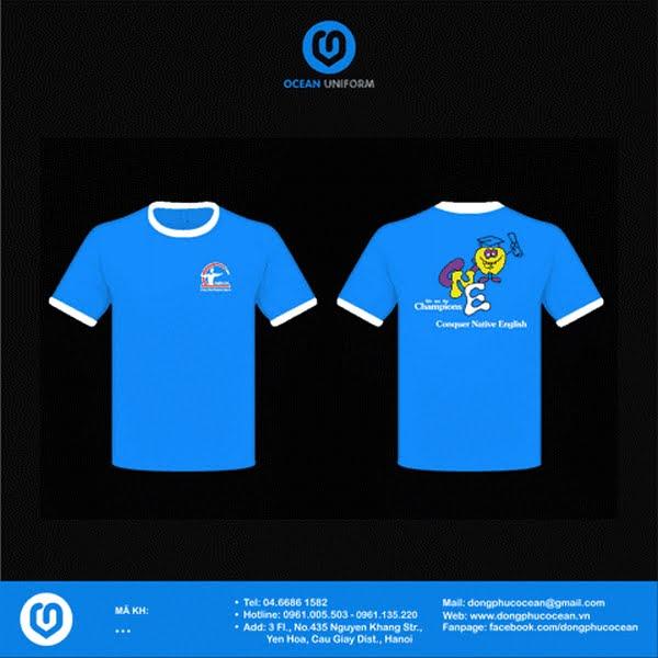 mẫu áo đồng phục công ty 3